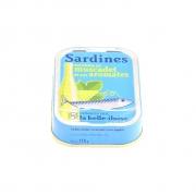 Sardines au muscadet et aux aromates 1/6