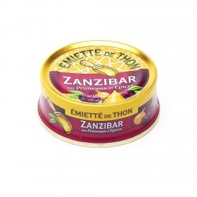 Emietté de Thon Zanzibar