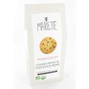 Préparation Bio - Cookies aux Pépites de Chocolat & Sésame