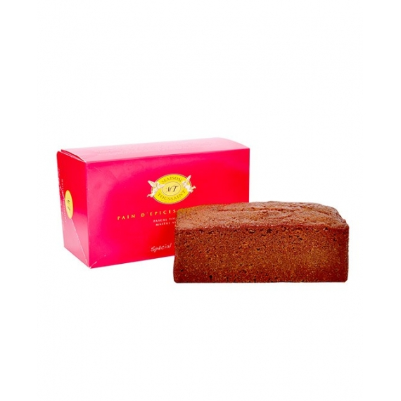 Pain d'épices - Spécial Toast et Foie Gras