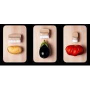Brosse à légumes Moyenne Canot