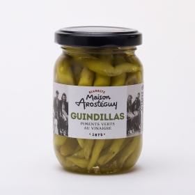 GUINDILLAS - Piments Verts au Vinaigre