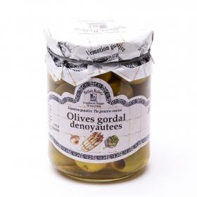 Olives Gordal dénoyautées