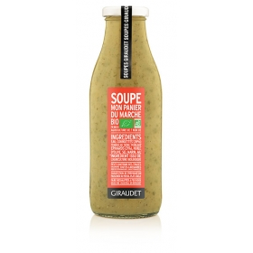 Soupe Mon Panier du Marché Bio