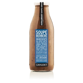 Soupe Berbère