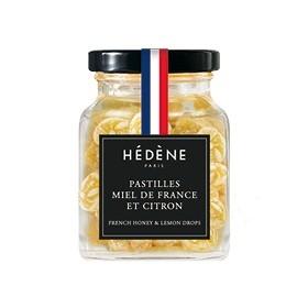 Pastilles Miel de France et Citron