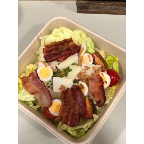 Salade composée dite César