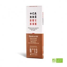 Snacking - N°13 Chocolat au Lait -- Pépites de Caramel & Sel de Guérande