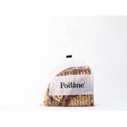 Miche de pain tranchée POILANE