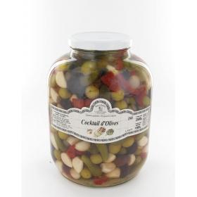 Cocktail d'olives Belotta Belotta 2,5 kg