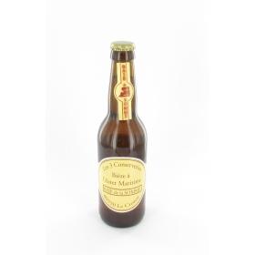 Biere à l 'aster maritine Baie de Somme