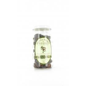 Olives noires AOP Nyons 210gr nature