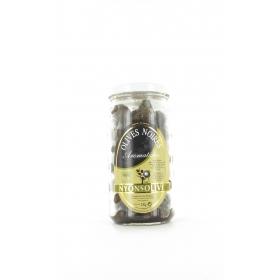 Olives noires AOP Nyons 230gr aromatisées