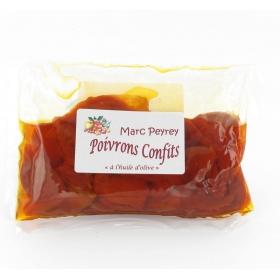 Poivron confit à l'huile d'olive