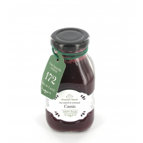 Jus de Cassis 20 cl Granny's secret