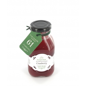 Jus de Cranberry 20 cl Granny's secret