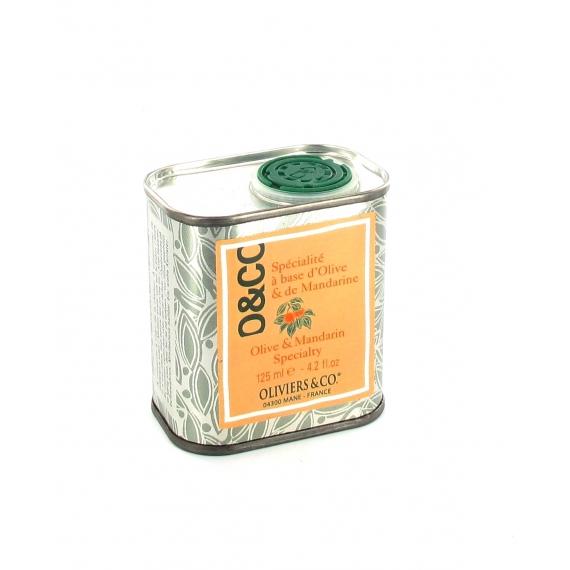 Bidon olive & mandarine